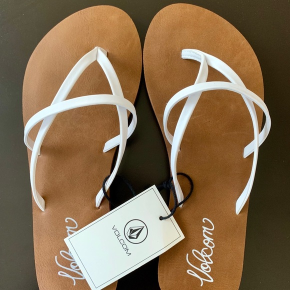 Volcom Shoes - VOLCOM Women's All Day Long Sandals. Size 7 NWT